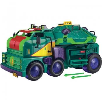 Teenage Mutant Ninja Turtles Rise Of The ΤΜΝΤ Tank Όχημα Και Φιγούρα Michelangelo