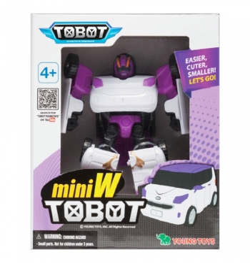 MINI TOBOT W