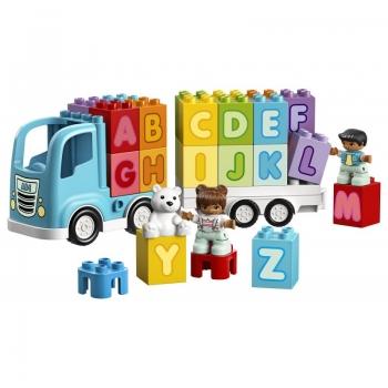 10915 Lego Duplo Alphabet Truck - My First Φορτηγό με Αλφάβητο