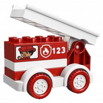 10917 Lego Duplo Fire Truck - My First Πυροσβεστικό Φορτηγό