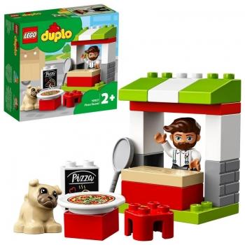 10927 Lego Duplo Pizza Stand - Σταντ Πίτσας