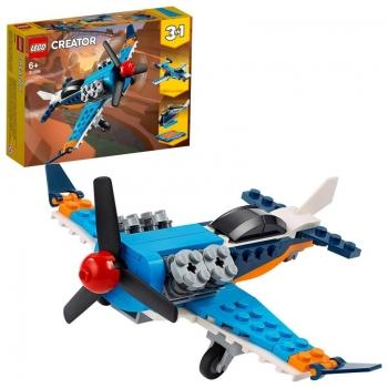 31099 Lego Creator Propeller Plane - Ελικοφόρο Αεροπλάνο