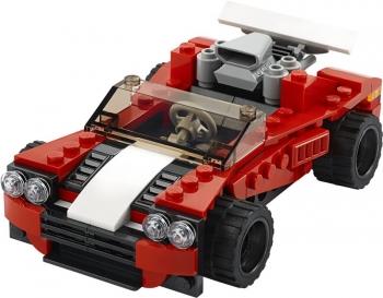 31100 Lego Creator Sports Car - Σπορ Αυτοκίνητο