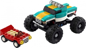 31101 Lego Creator Monster Truck