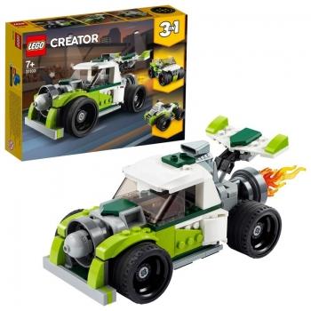 31103 Lego Creator Rocket Truck - Πυραυλοκίνητο Φορτηγό