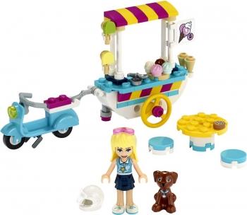 41389 Lego Friends Ice Cream Cart - Καροτσάκι με Παγωτά