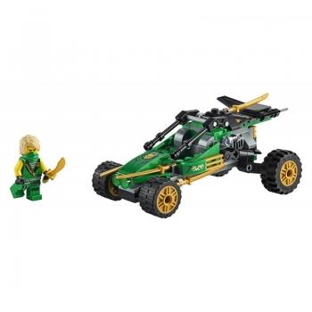 71700 Lego Ninjago Jungle Raider - Επιδρομέας της Ζούγκλας