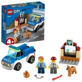 60241 Lego City Police Dog Unit - Μονάδα Αστυνομικών Σκύλων