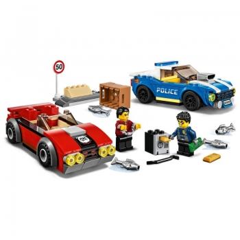 60242 Lego City Police Highway Arrest - Σύλληψη της Αστυνομίας Εθνικών Οδών