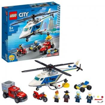 60243 Lego City Police Helicopter Chase - Καταδίωξη με Αστυνομικό Ελικόπτερο
