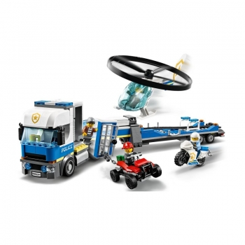 60244 LEGO City Police Helicopter Transport - Μεταφορικό Αστυνομικού Ελικοπτέρου