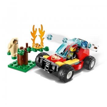60247 Lego City Forest Fire - Πυρκαγιά στο Δάσος