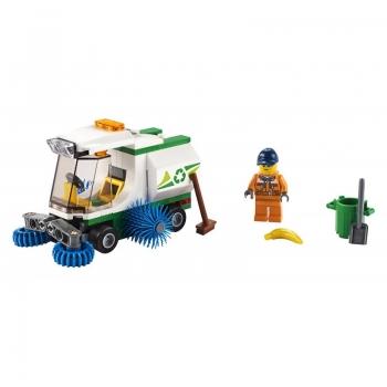 60249 Lego City Street Sweeper - Οδοκαθαριστικό Όχημα