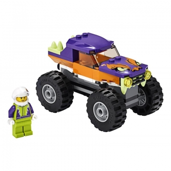 60251 Lego City Monster Truck