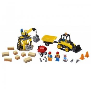 60252 Lego City Construction Bulldozer - Μπουλντόζα Οικοδομών