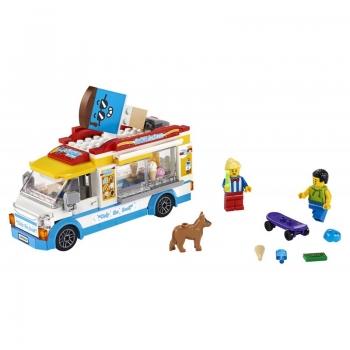60253 Lego City Ice Cream Truck - Βανάκι Παγωτών
