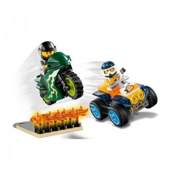 60255 Lego City Stunt Team - Ομάδα Κασκαντέρ