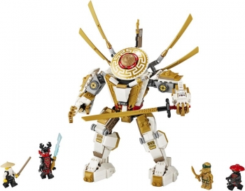 71702 Lego Ninjago Golden Mech