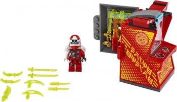 71714 Lego Ninjago Kai Avatar - Arcade Pod