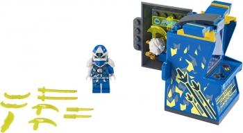 71715 Lego Ninjago Jay Avatar - Arcade Pod