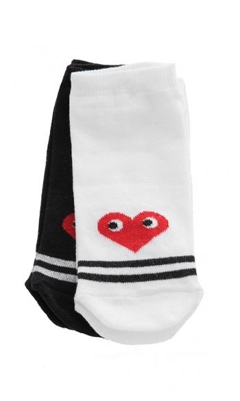 Κάλτσες 100% Cotton Διάφορα Σχέδια
