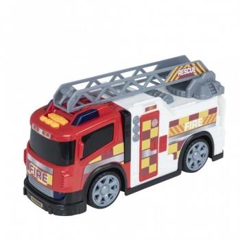 Teamsterz Mighty Moverz Πυροσβεστικό Όχημα Με Κίνηση, Φώτα Και Ήχους