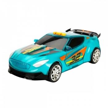 Teamsterz Street Starz Πράσινο Αγωνιστικό Αυτοκίνητο Με Κίνηση, Φώτα Και Ήχους