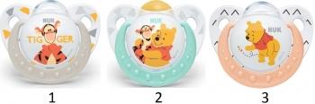 Nuk Πιπιλα Disney Winnite The Pooh 0-6Μ 1 Τμχ.