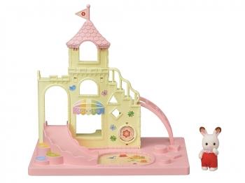 Sylvanian Families Baby Κάστρο Παιδότοπος