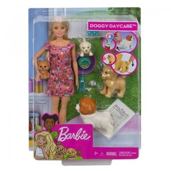 Barbie & Τα Σκυλάκια Της GWR83