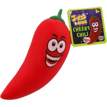 Jokes And Gags Squeezy Ζουληχτή Πιπεριά Cheeky Chili