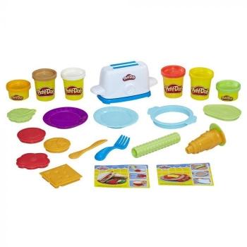Φτιάξε Το Δικό Σου Τοστ  Play-Doh
