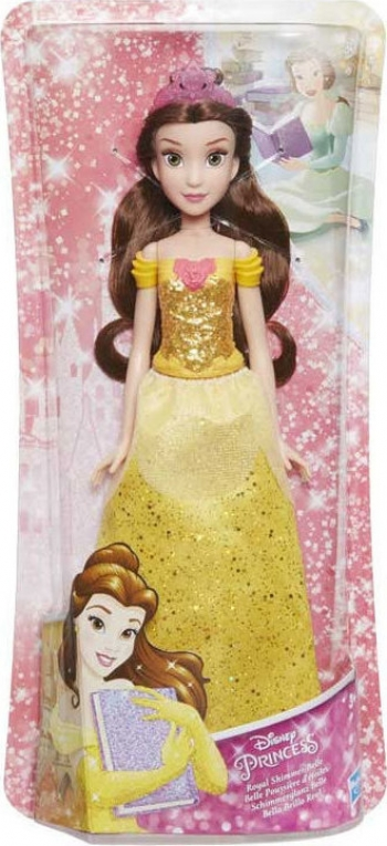 Hasbro Disney Princess Royal Shimmer Snowhite, Aurora, Belle Fashion Doll