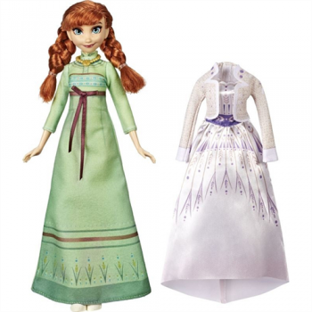 Kούκλα Frozen 2 & Extra Fashion Hasbro