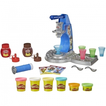 Hasbro Play-Doh Kitchen Creations Drizzy Ice Cream Playset