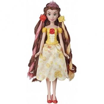 Hasbro Disney Princess Fd Hair Style Creations - Belle Πεντάμορφη Hair Play