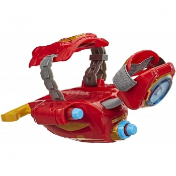 Hasbro Nerf Power Moves Marvel Avengers Iron Man Repulsor Blast Gauntlet