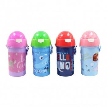 Παιδικά Παγούρια Πλαστικά Must 350 Ml 4 Σχέδια