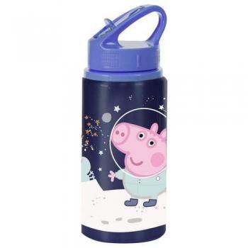 Peppa Pig Παγούρι 500Ml Αλουμινίου