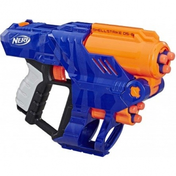 Hasbro Nerf Elite Shellstrike Ds 1