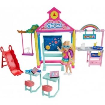 Barbie Club Σχολείο Τσέλσι Playset