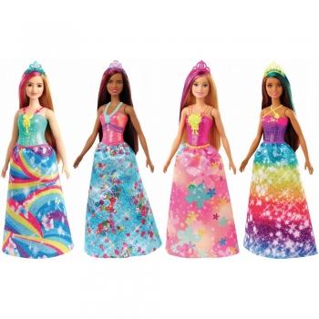 Barbie Πριγκίπισσα (4 σχέδια)