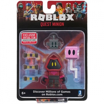 Roblox Core Figure W4 (4 Σχέδια)
