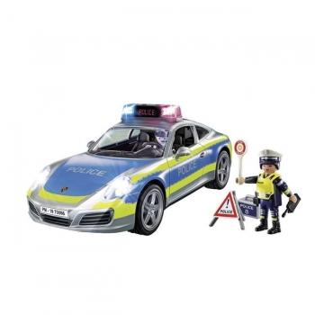 Playmobil Porsche 911 Carrera 4s Αστυνομικό Όχημα