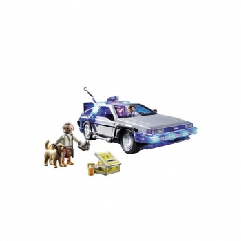 Playmobil  Back To The Future Συλλεκτικό Όχημα Ντελόριαν