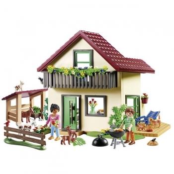 Playmobil Αγροικία Με Ζωάκια