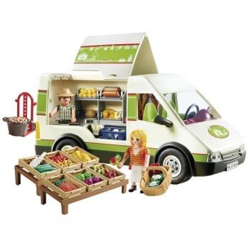 Playmobil Αυτοκινούμενο Μανάβικο