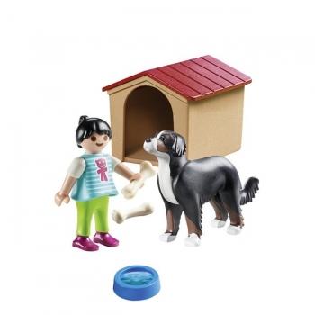 Playmobil Παιδάκι Με Σκύλο