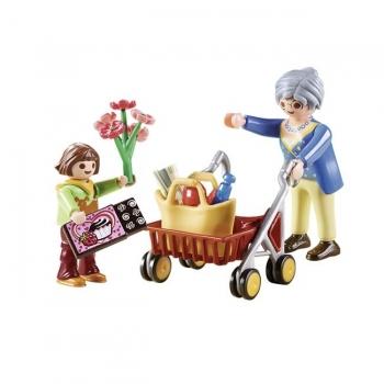 Playmobil Γιαγιά Με Εγγονή