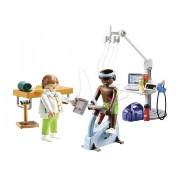 Playmobil Κέντρο Φυσιοθεραπείας